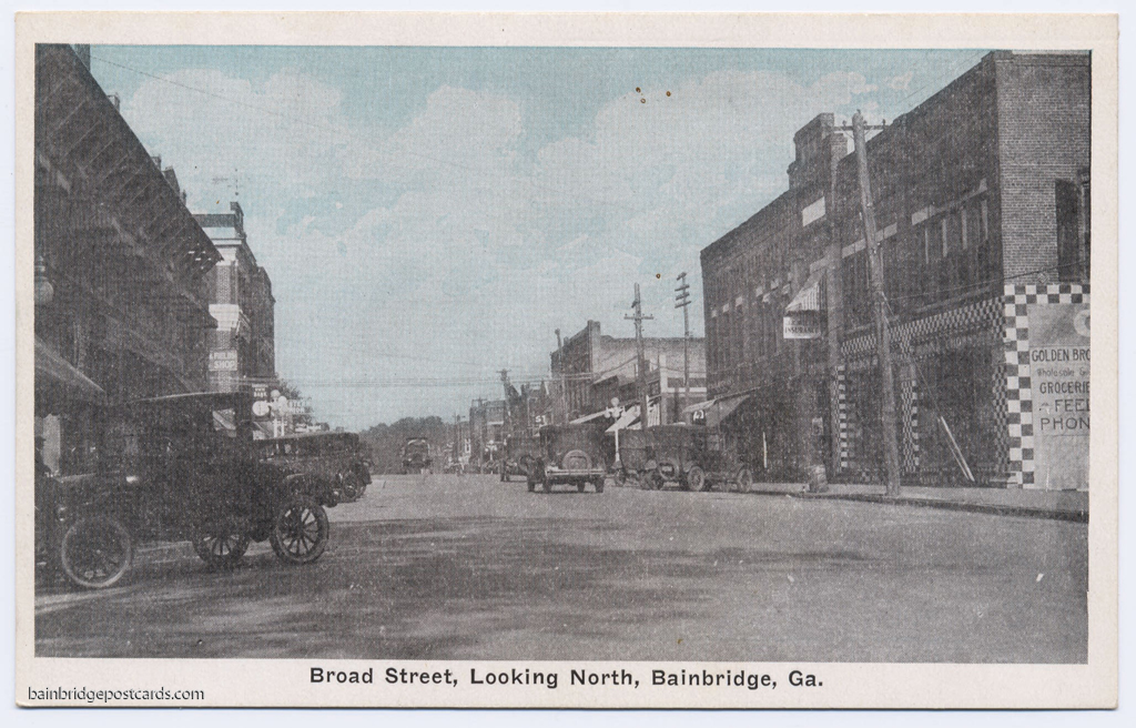 Broad Street Looking North